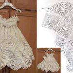 Örgü Elbise Yapımı