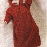 Örgüden Bebek Tulumu Yapımı
