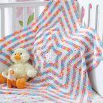 Örgüden Çocuk Battaniyesi Yapımı