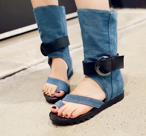 Kot Parçalarıyla Ayakkabı Süsleme