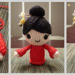 Amigurumi Oyuncak Bebek Yapımı - Resimli Anlatım