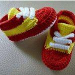 Erkek Bebek Patik Modelleri