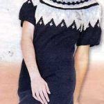 Örgü Elbise Modelleri