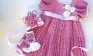 Kız Bebek Elbisesi Modelleri ve Yapımı – Videolu Anlatım