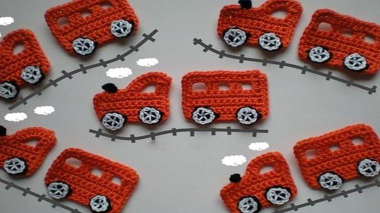 Photo of Tren Yolu Motifi (Şiş Örgüsü) – Videolu Anlatım