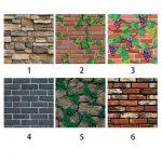 Tuğla Görünümü Duvar Boyama