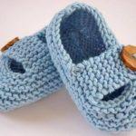Düğmeli Bebek Patiği Yapılışı - Videolu Anlatım
