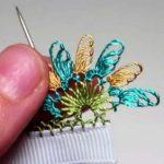 Güzel Çiçekler İğne Oyası Yapımı - Videolu Anlatım