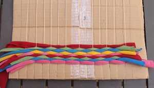Eski Kumaşlardan Paspas Yapımı - Resimli Anlatım