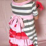 Eskilerden Çocuk Elbisesi Yapımı