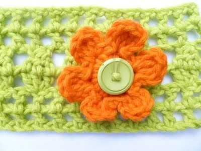 Photo of Tığ İşi Çiçek Motifi Yapımı – Resimli Anlatım