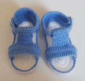 Bebek Sandalet Patik Yapılışı