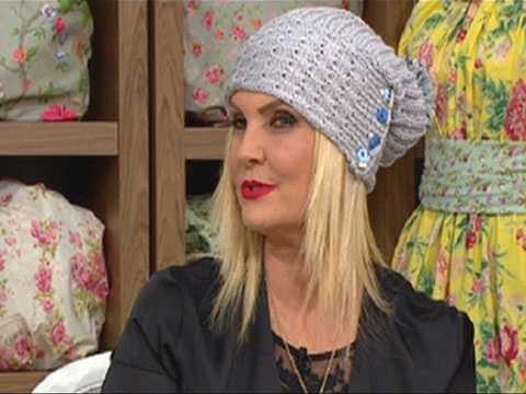 Photo of Derya Baykal Tığ İşi Şapka Modelleri Yapılışı ve Videolu Anlatımı
