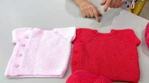 Derya Baykal Bebek Yeleği Modelleri Yapılışı