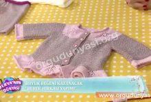 Derya Baykal Bebek Hırka Modelleri