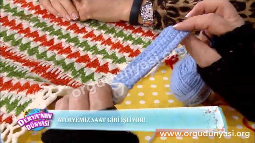 Derya Baykal Bebek Yelegi
