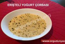 Photo of Erişteli Yoğurt Çorbası Tarifi
