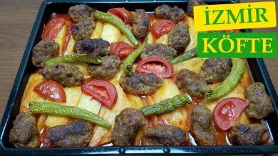 Photo of Fırında İzmir Köfte Tarifi