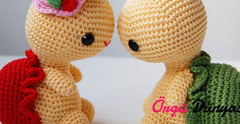 Amigurumi oyuncak bebek yapımı anlatımlı modelleri | 405x780