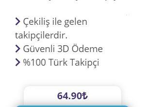 Photo of Beğeni Satın Al
