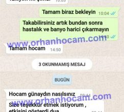 Photo of Etkili Aşk Büyüsü